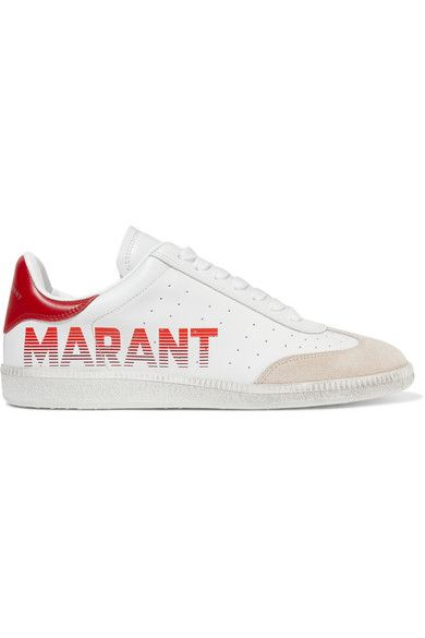 shop-isabel-marant-bryce-logo-sneakers-red