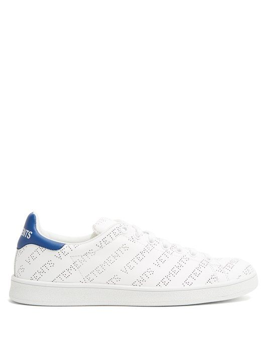 shop-vetements-perforated-logo-low-top-trainers