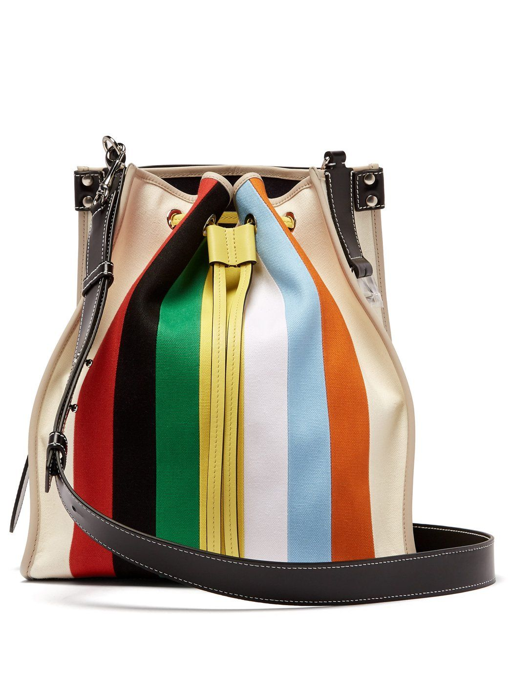 jw-anderson-striped-canvas-bucket-bag