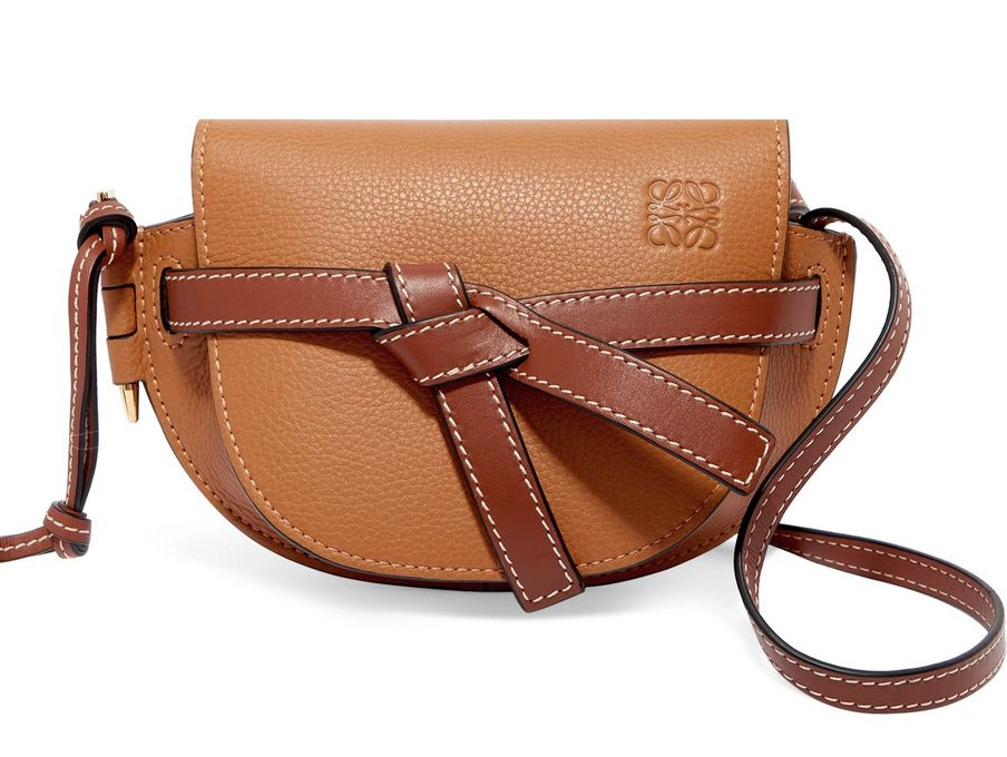 shop-loewe-gate-mini-textured-leather-shoulder-bag