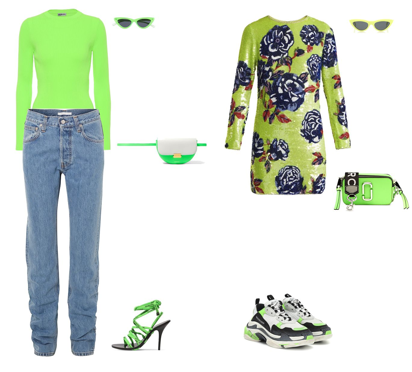 neon-green-trend-style-tips-bella-hadid-kendall-jenner