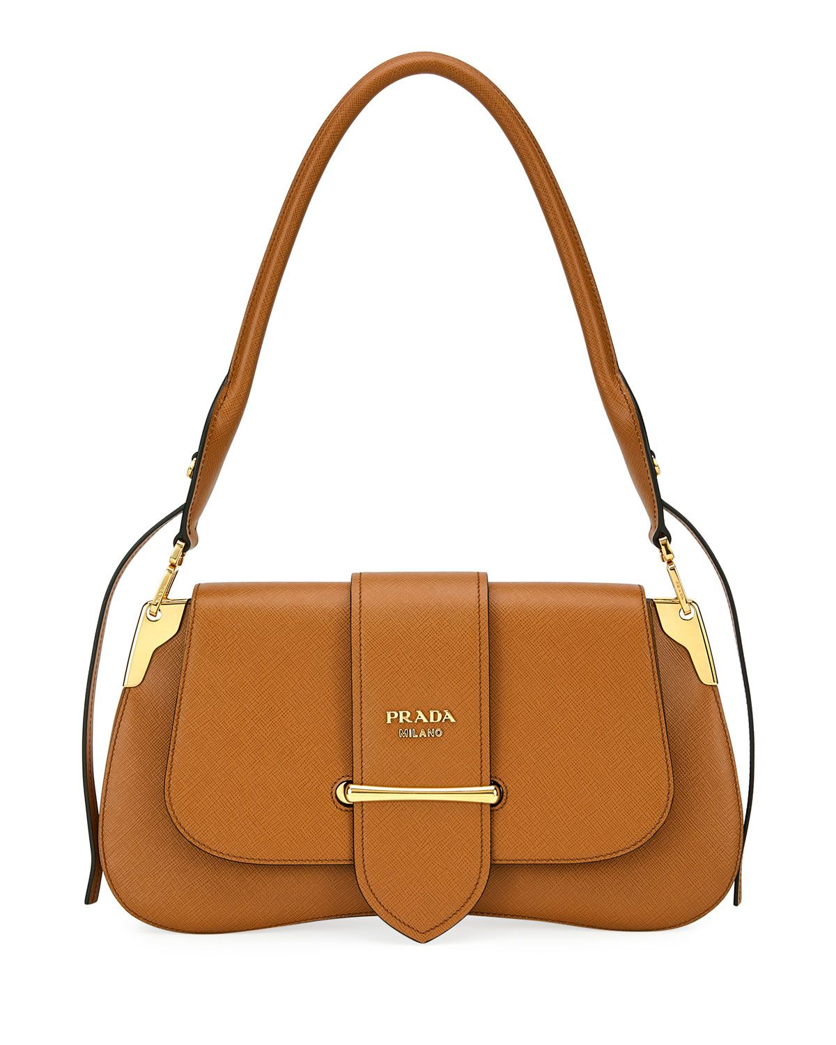 prada-sidonie-saffiano-large-brown-leather-shoulder-bag