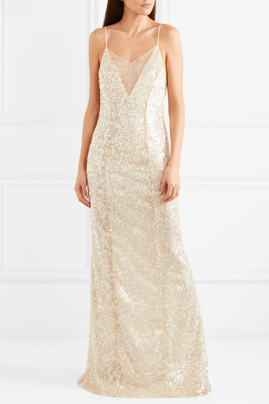 shop-galvan-hollywood-paillette-embellished-metallic-gown