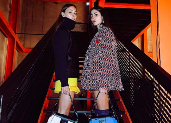 Now craving: the Prada belted mini skirt every style girl was wearing at the Fall 2019 Men runway show