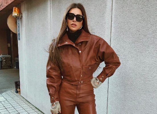 How to wear head-to-toe leather this winter (and beyond)