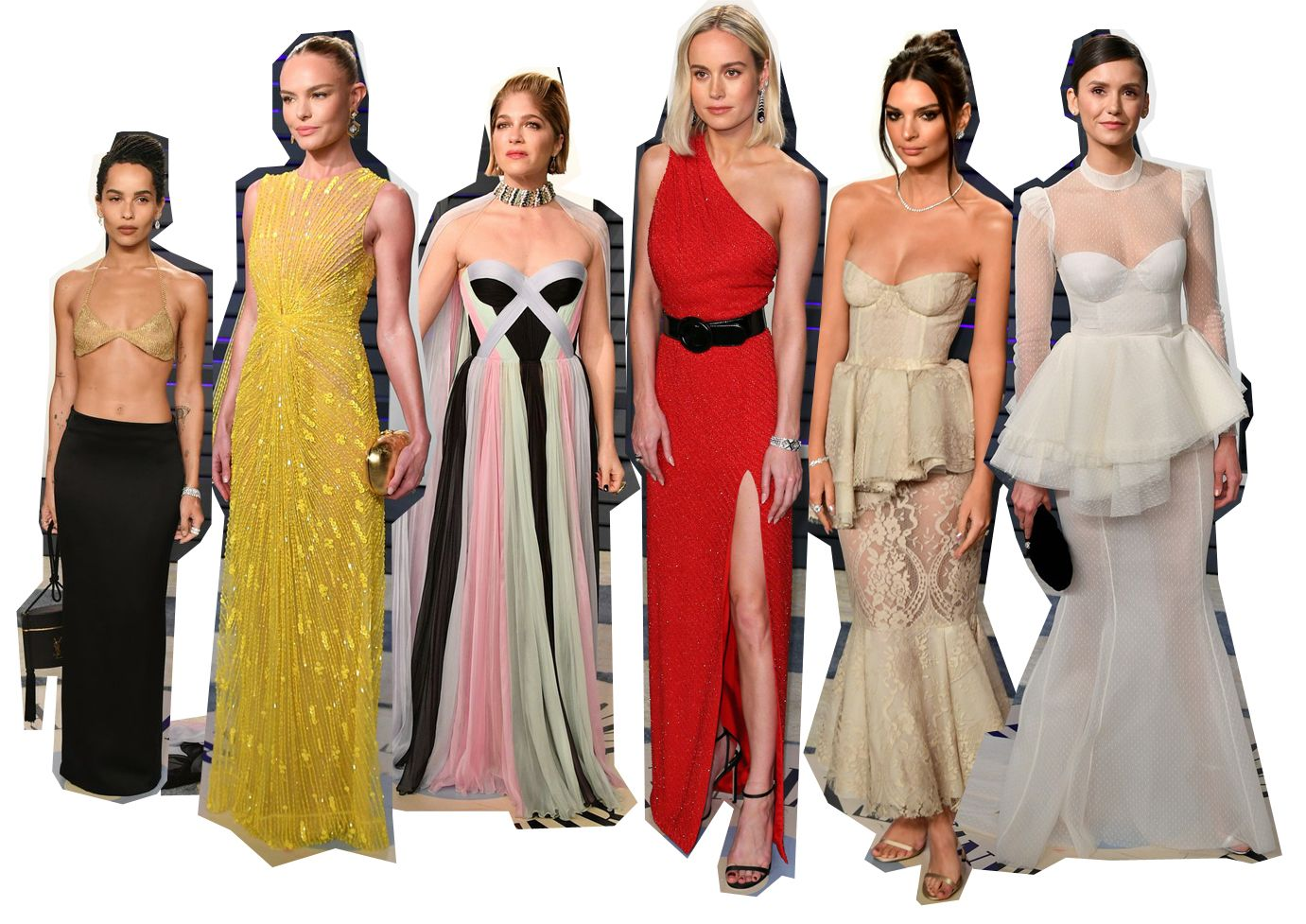 2019-vanity-fair-oscars-party-red-carpet-best-looks