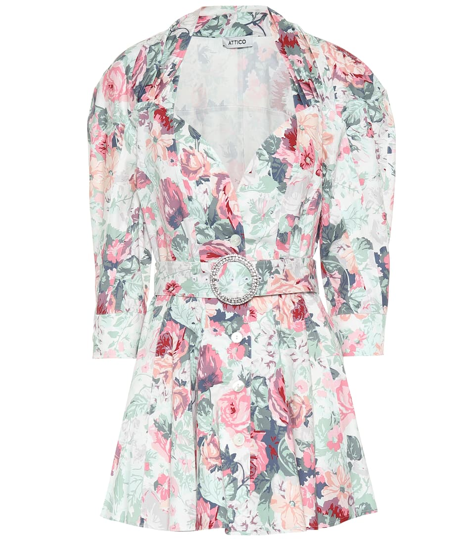 attico-floral-printed-mini-dress-spring-2019