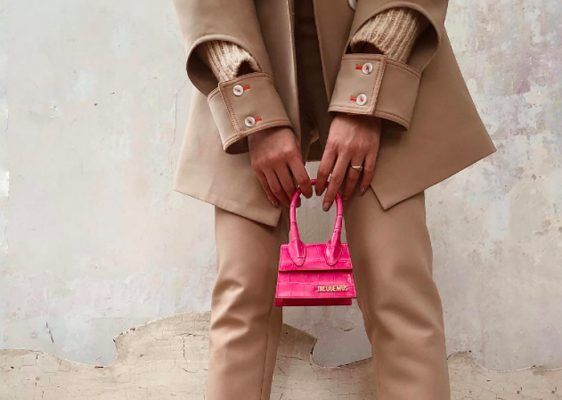 All the tiny bags everyone's carrying this spring