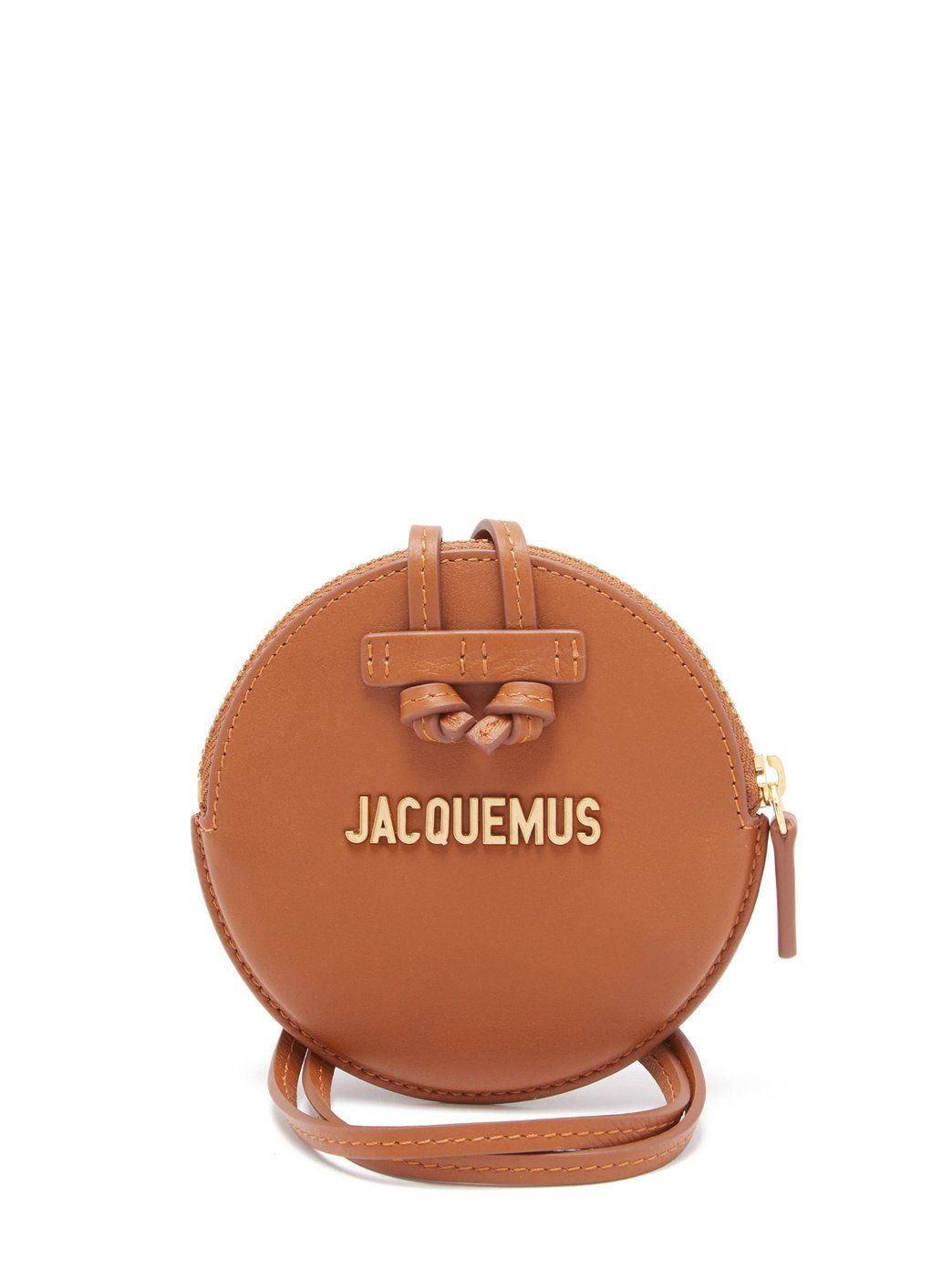 jacquemus-le-pitchou-coin-purse-necklace-brown