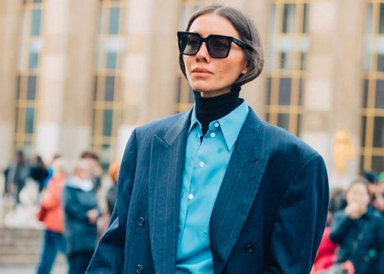 The style tip we've seen a lot during fashion month