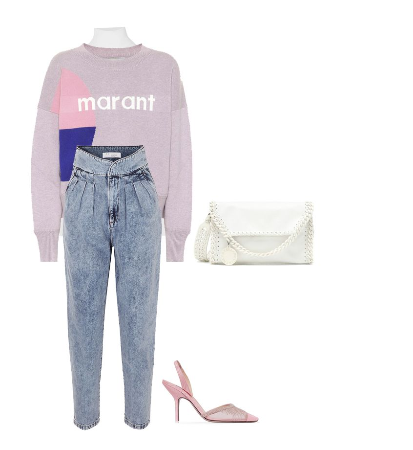 iro-light-blue-denim-tapered-jeans-outfit-inspiration