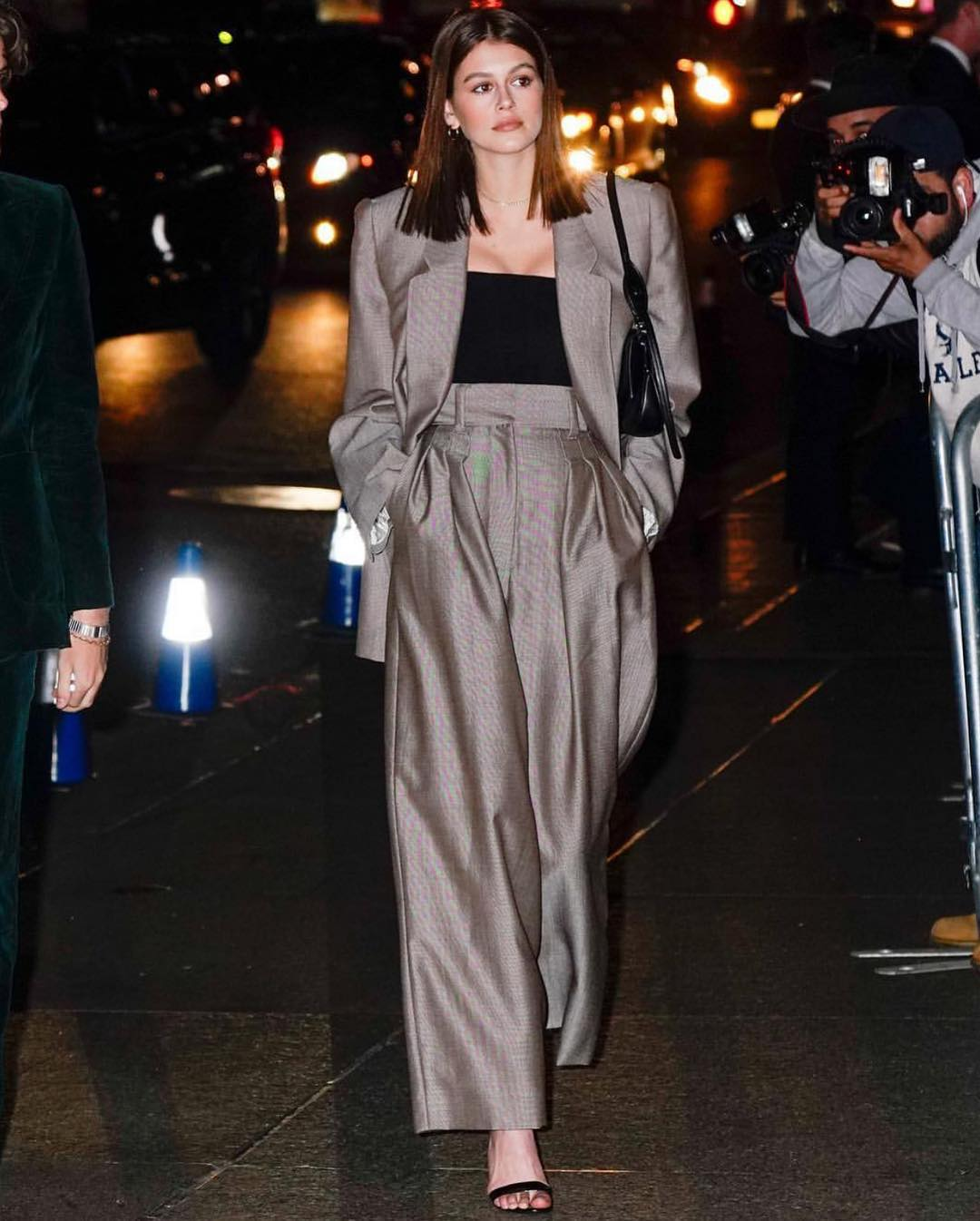 kaia-gerber-marc-jacobs-wedding-outfit-suit