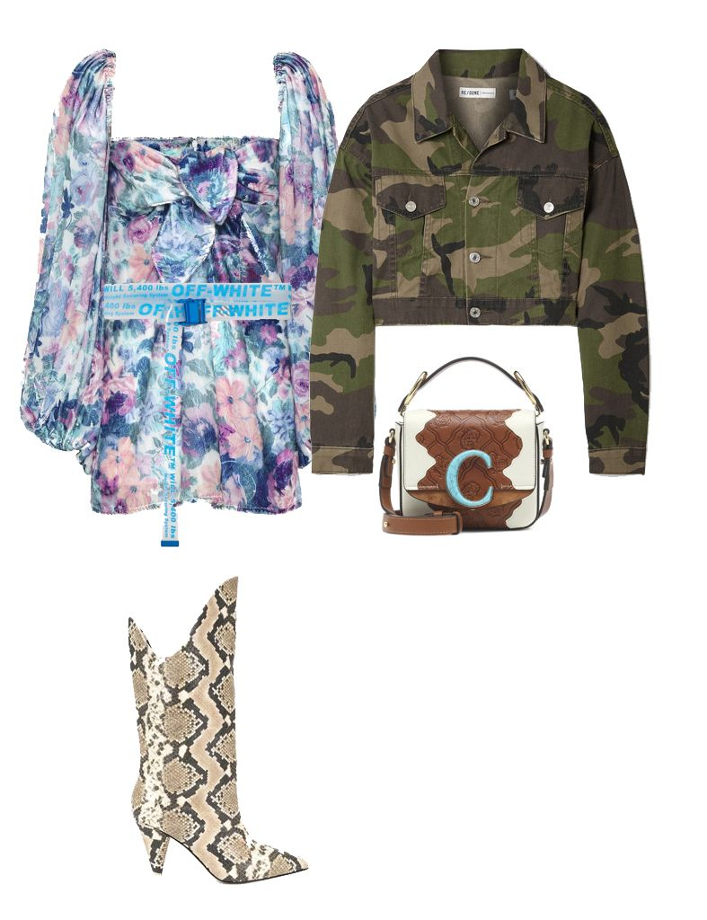 mixed-prints-outfit-spring-2019