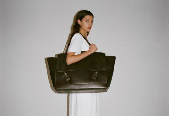 First were the shoes, then came the bags (yes: we're talking new Bottega by Daniel Lee)