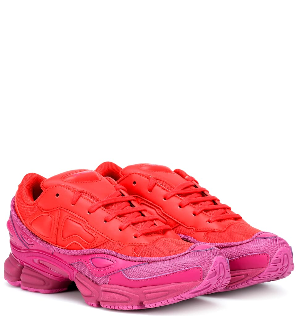 adidas-by-raf-simons-ozweego-red-pink-colorblock