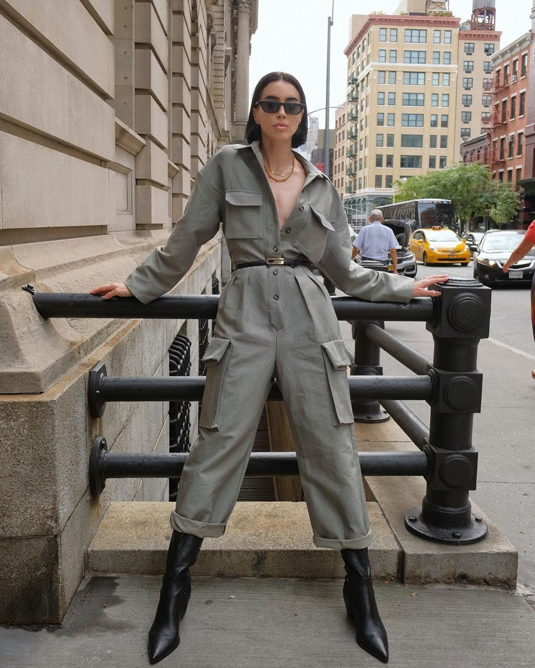 brittany-xavier-frankie-shop-linda-army-green-belted-jumpsuit