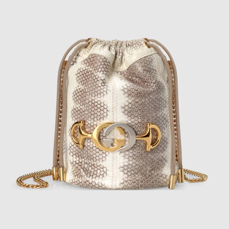 gucci-zumi-grey-snakeskin-mini-bucket-bag