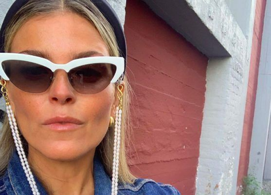 This norwegian influencer styles printed dresses like it's nobody's business!