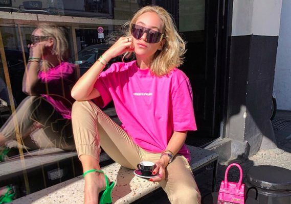 These european influencers nail their sneaker outfits EVERY TIME