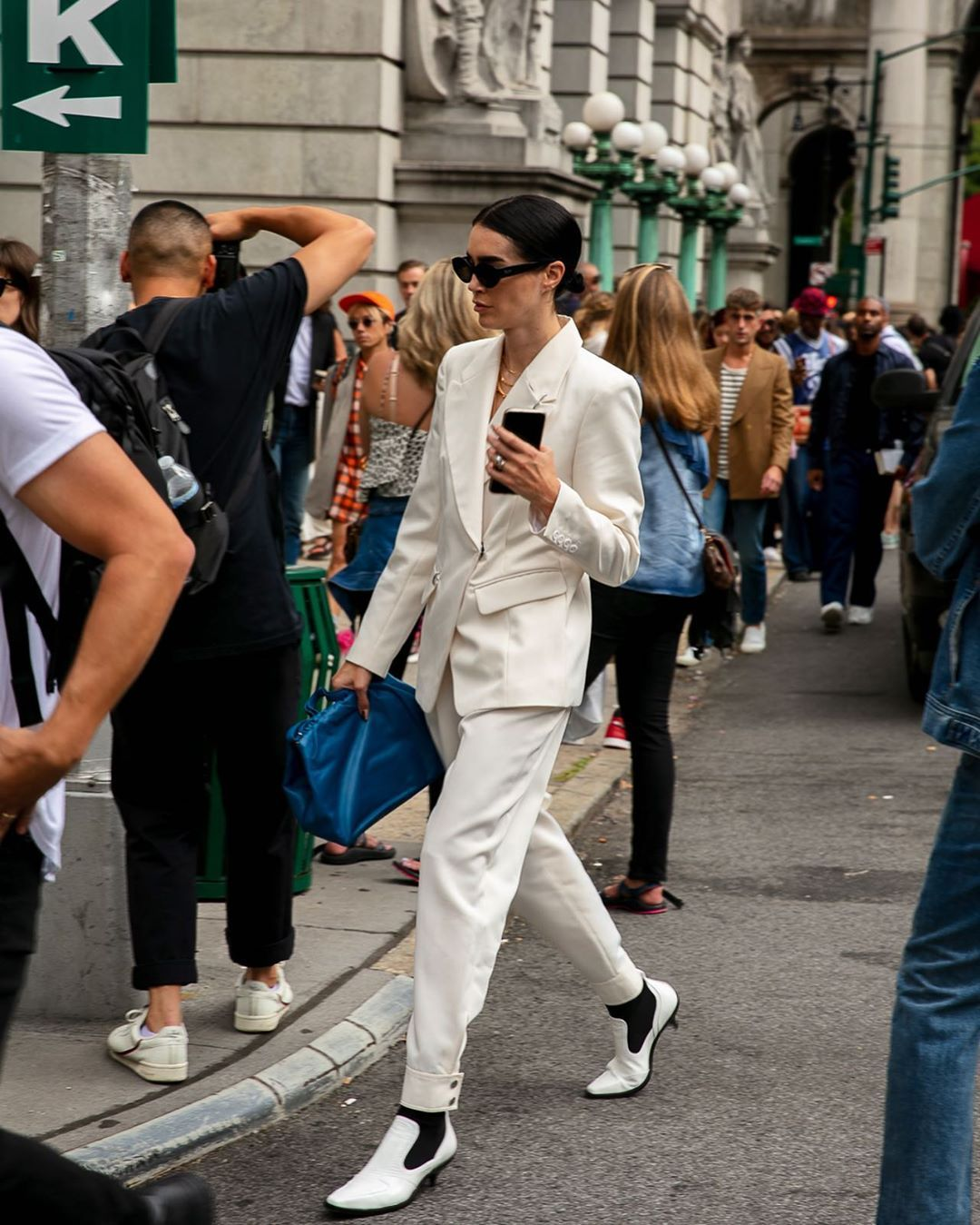brittany-xavier-white-suit-fall-2019-street-style-new-york