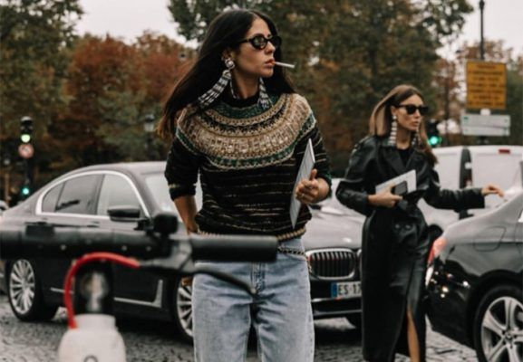 The best street style proves Chanel is still fashion girls' favorite