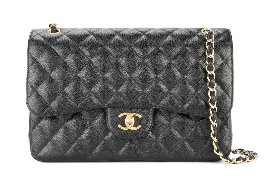 chanel-vintage-2013-2014-jumbo-xl-double-flap-chain-shoulder-bag