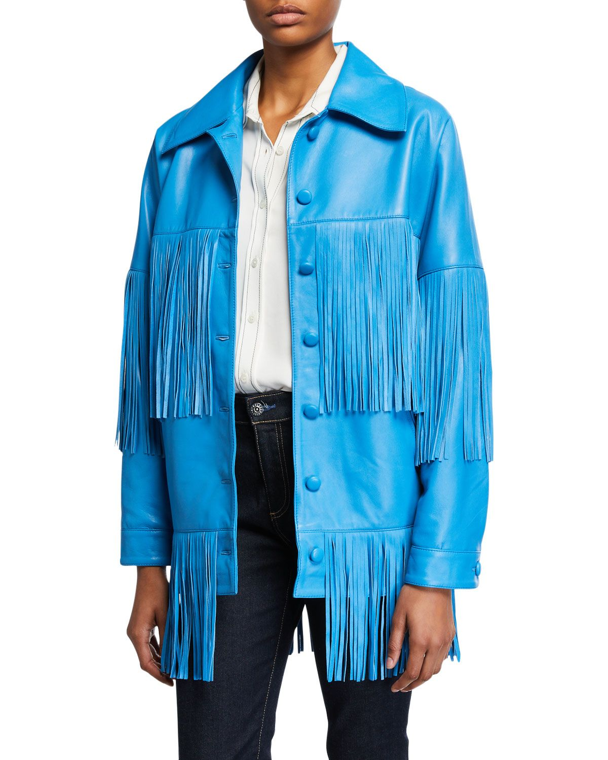 dan-cassab-loretta-lamb-leather-fringe-jacket-blue