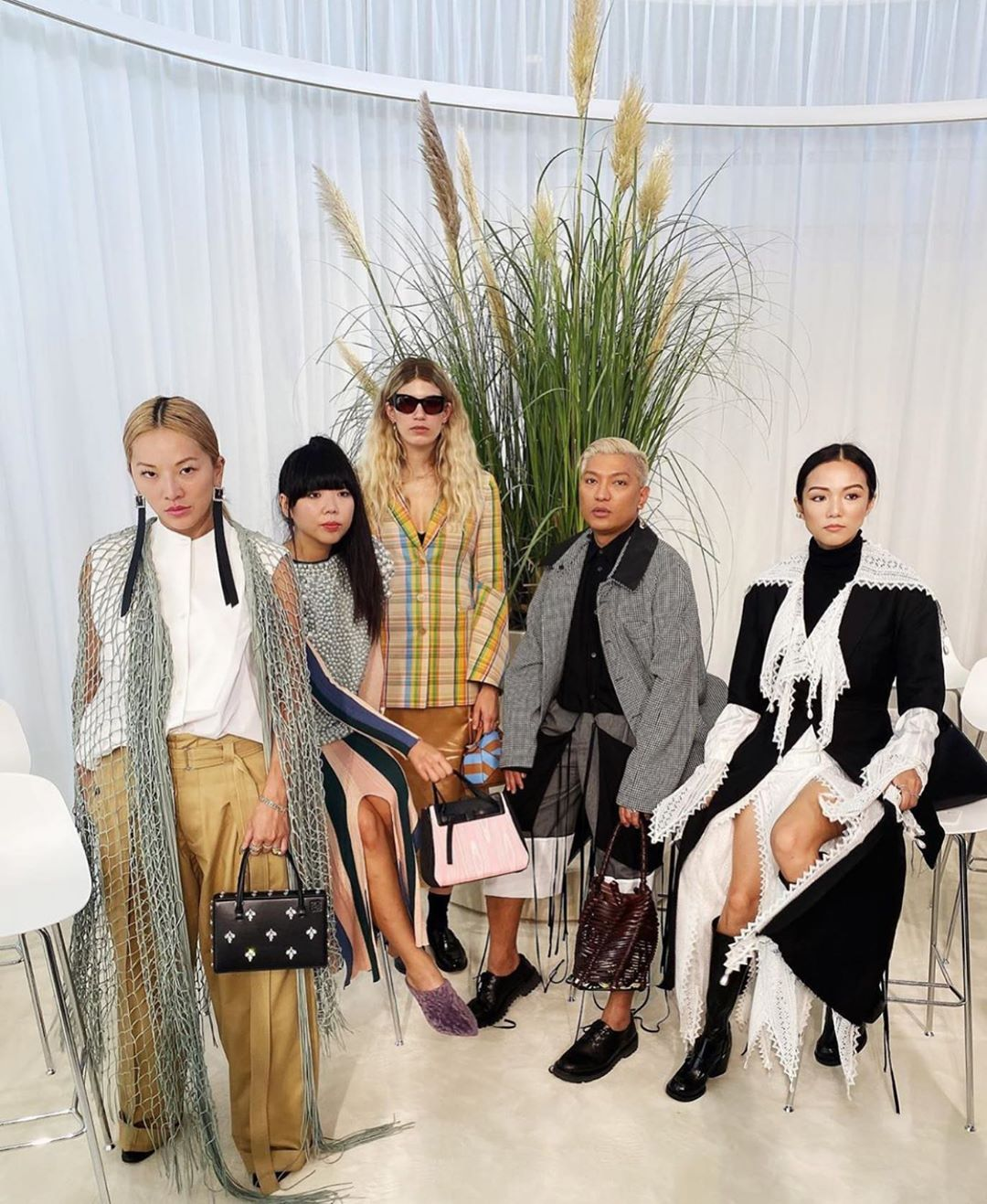 loewe-spring-2020-runway-show-influencers-front-row