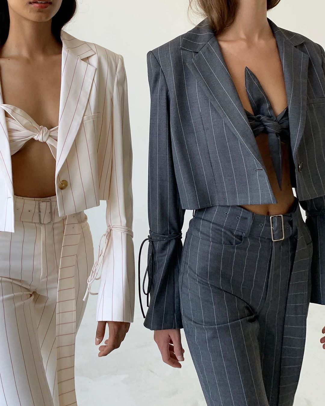 orseund-iris-Box-cropped-pinstriped-blazer-fall-2019.