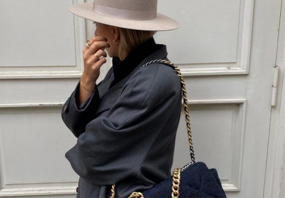 How big is the Chanel bag of your dreams? According to style influencers, not big enough…