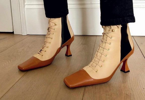 We've lost count of the number of Influencers who have bought these ankle boots…