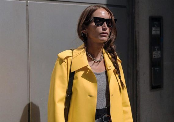 Ok, so here's proof you need a yellow jacket this fall
