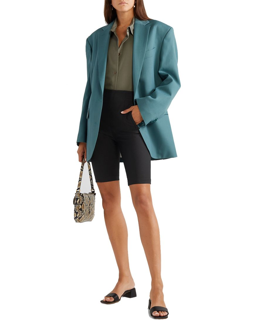 tibi-twill-shorts-fall-2019-outfit