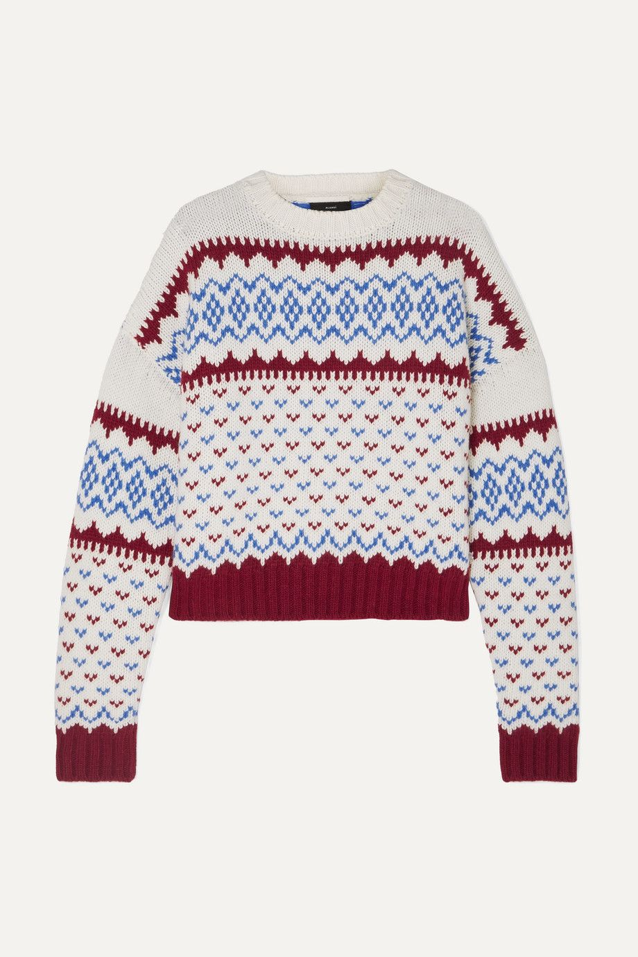 alanui-fair-isle-wool-and-cashmere-blend-sweater
