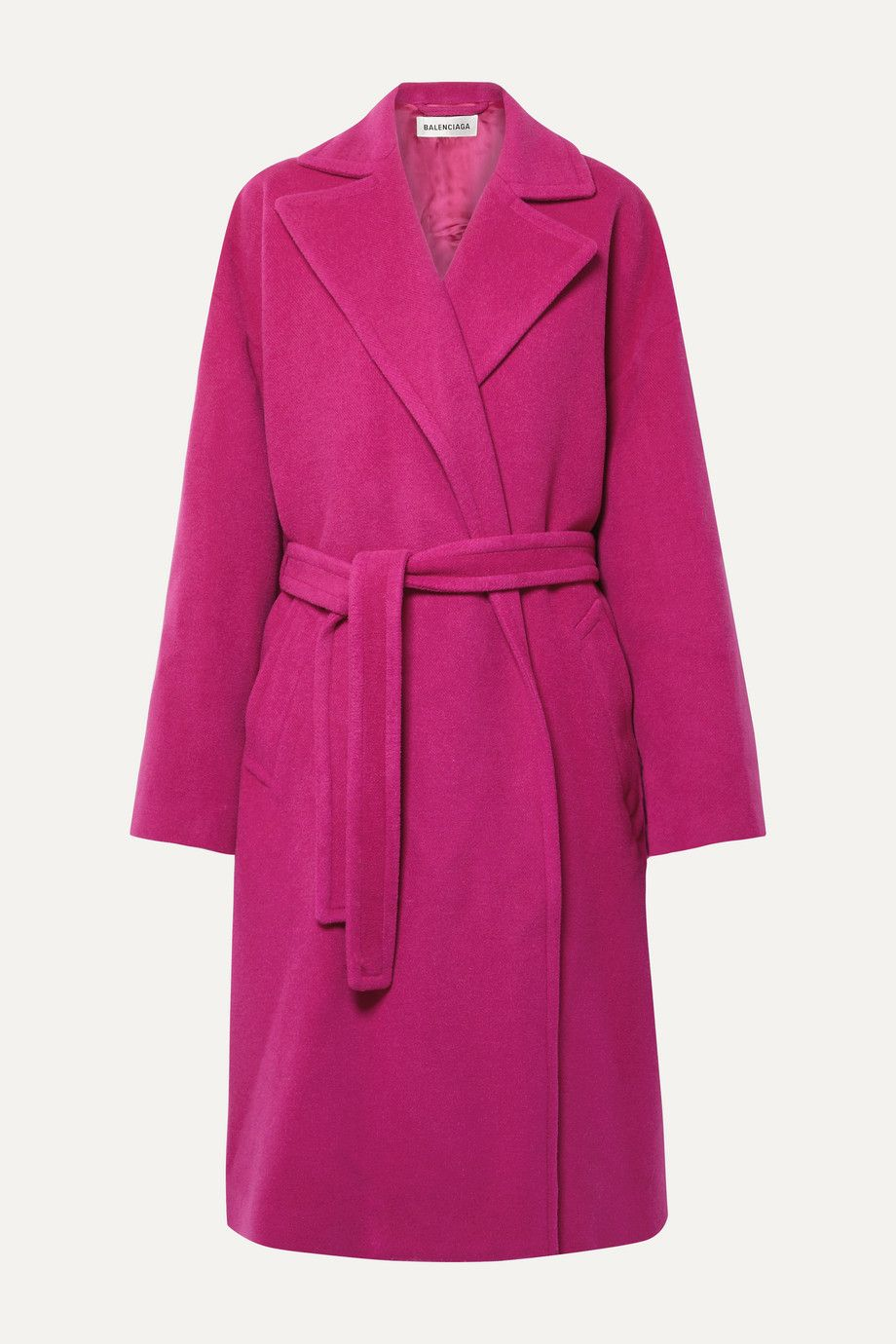 balenciaga-belted-fuchsia-camel-hair-blend-coat-net-a-porter-sale