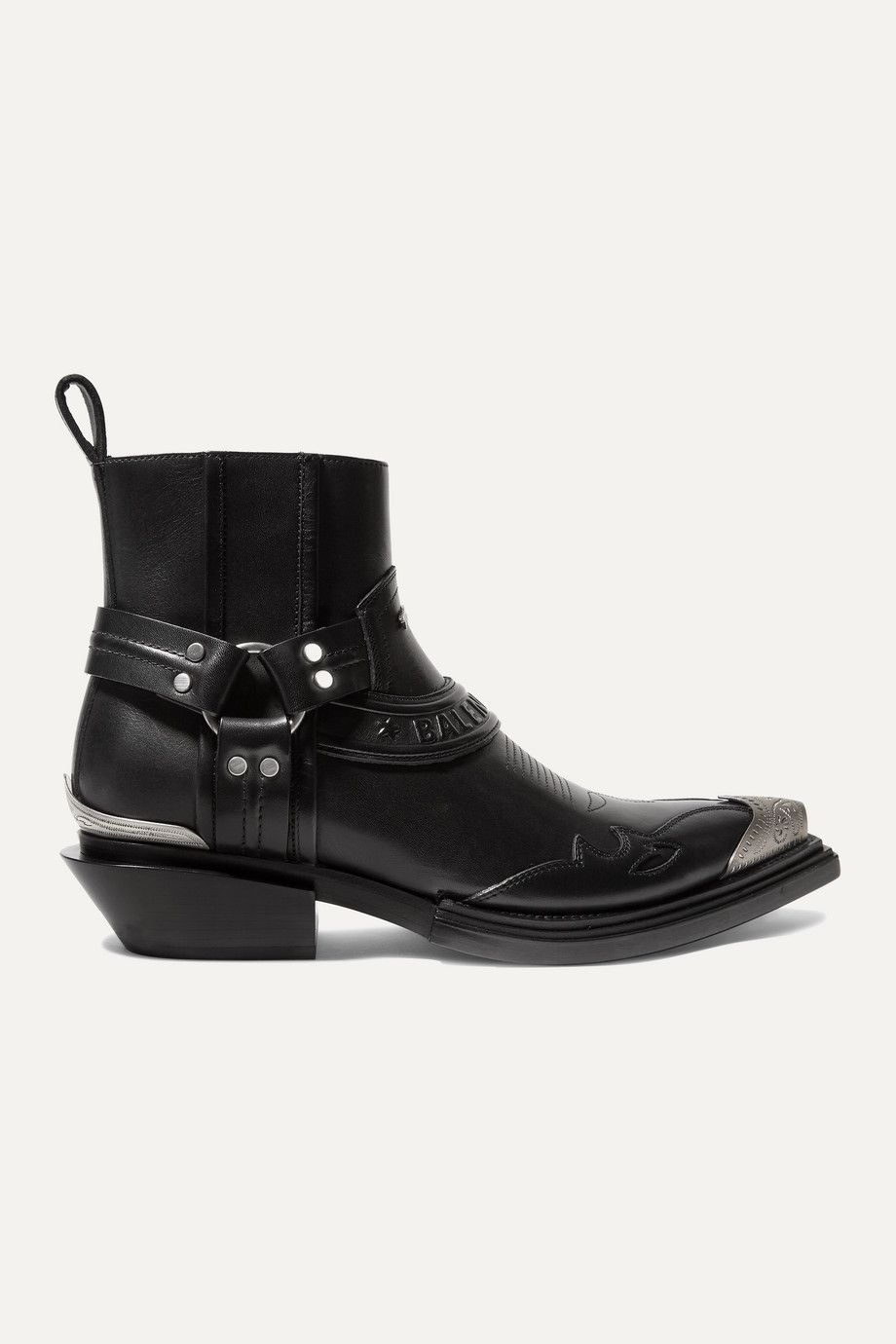balenciaga-santiag-leather-ankle-boots