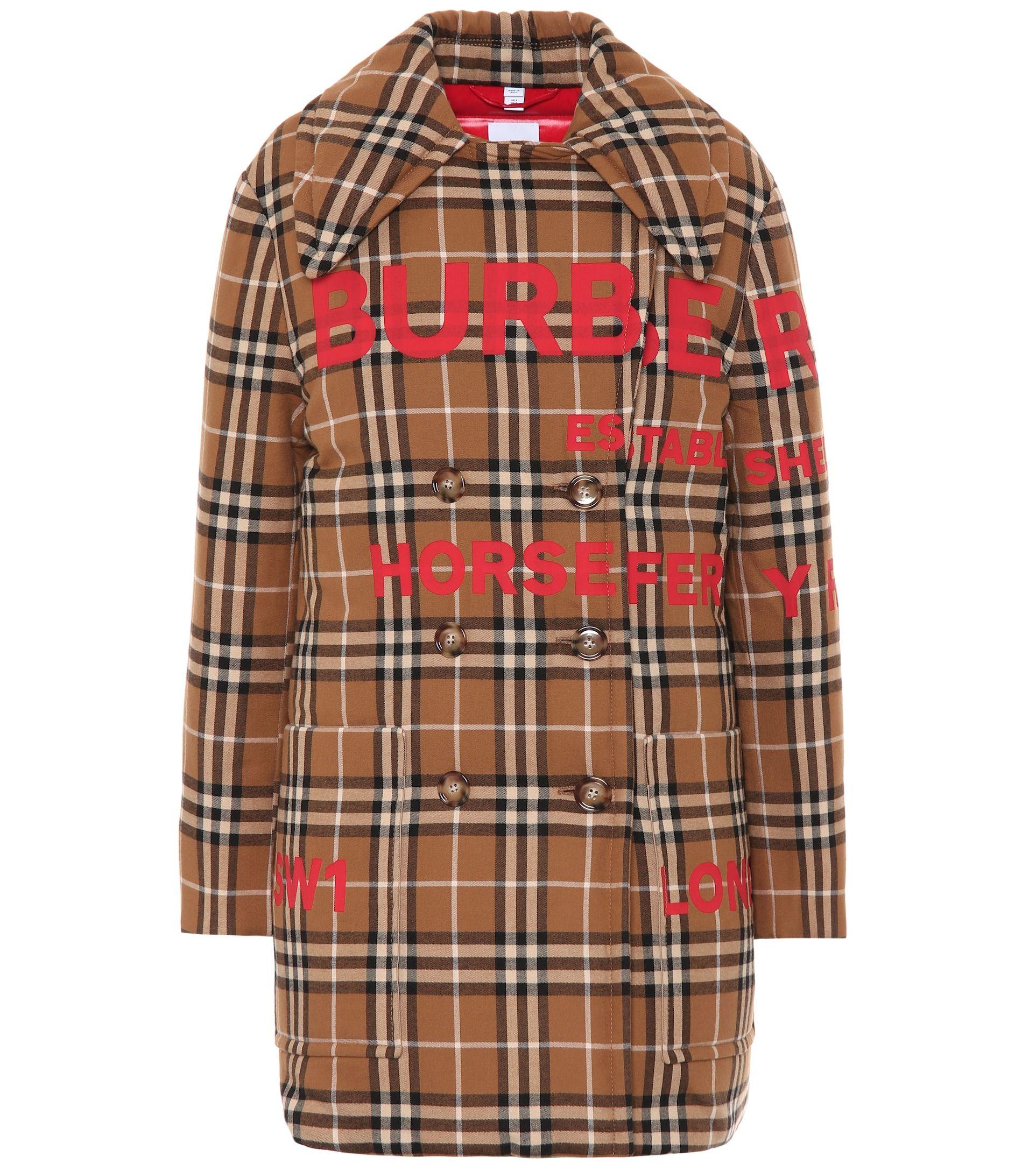 burberry-horseferry-print-check-down-filled-oversized-pea-coat