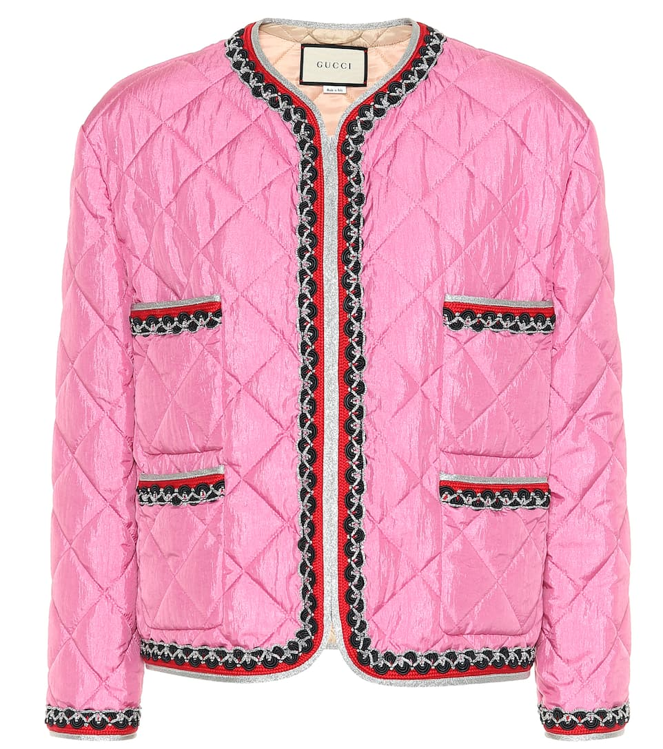 gucci-bubblegum-pink-diamon-quilted-jacket-mytheresa