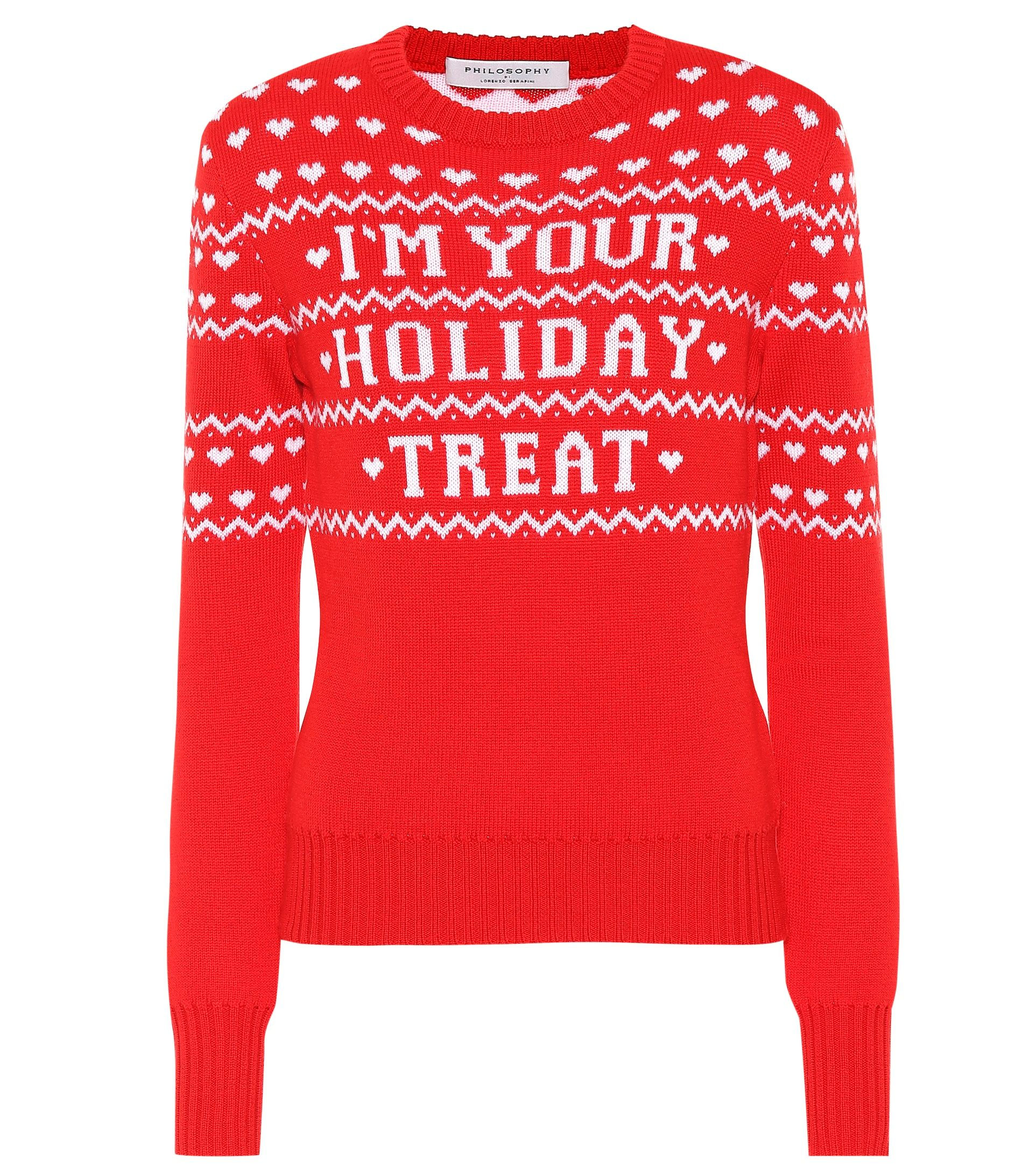 philosophy-di-lorenzo-serafini-im-your-holiday-treat-sweater