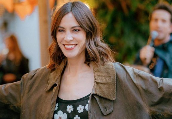Alexa Chung reinvents the most iconic British outerwear with this collaboration