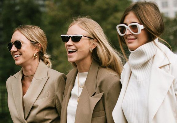 Forget about the classic coat: this fall is all about the camel oversized blazer (and there's one for every budget)