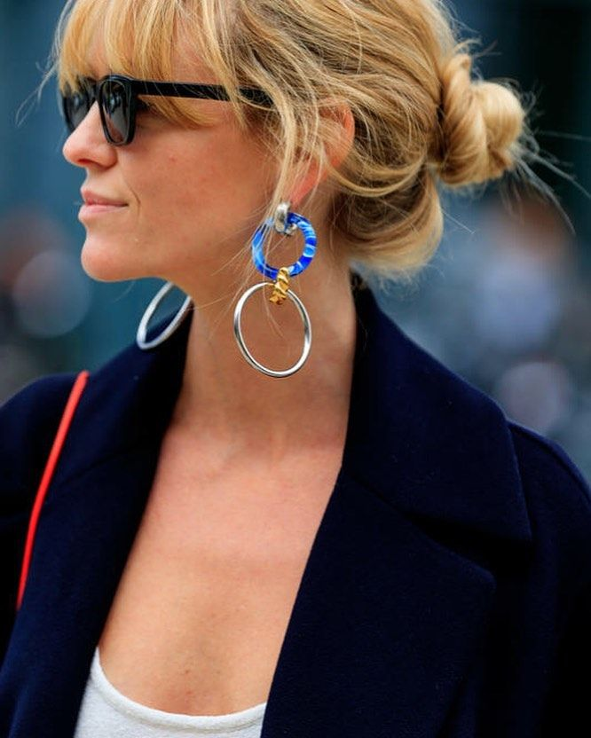 jeanette-madsen-balenciaga-silver-tone-gold-tone-and-resin-earrings