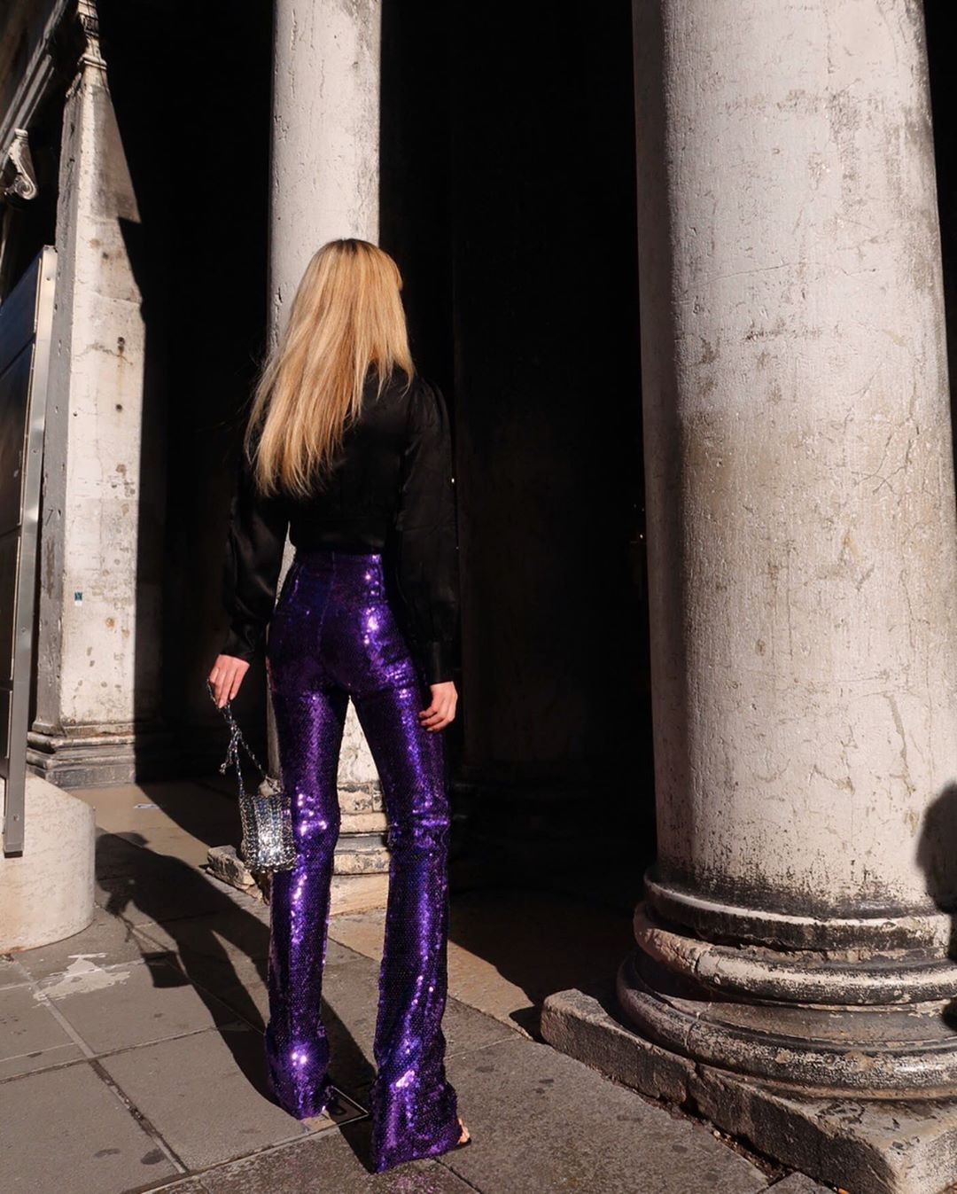 jeanette-madsen-paco-rabanne-sequined-pants