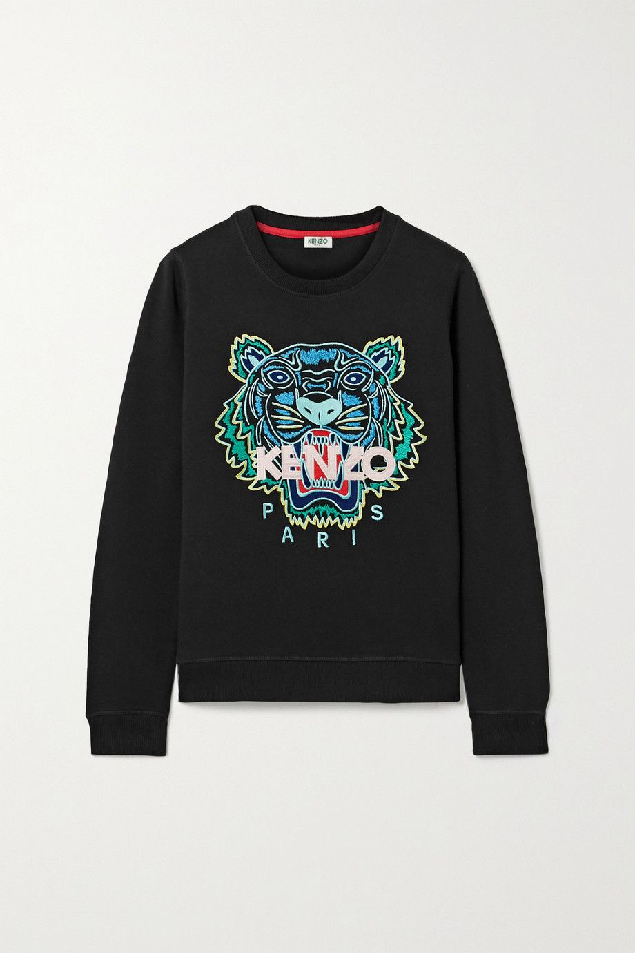 kenzo-tiger-embroidered-cotton-jersey-sweatshirt