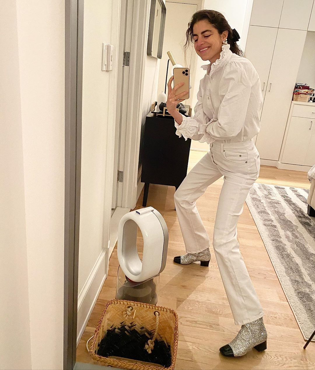 leandra-medine-winter-white-look-instagram