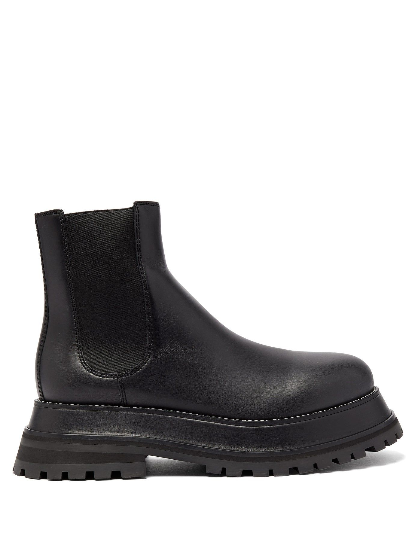Burberry-Chunky-platform-leather-chelsea-boots