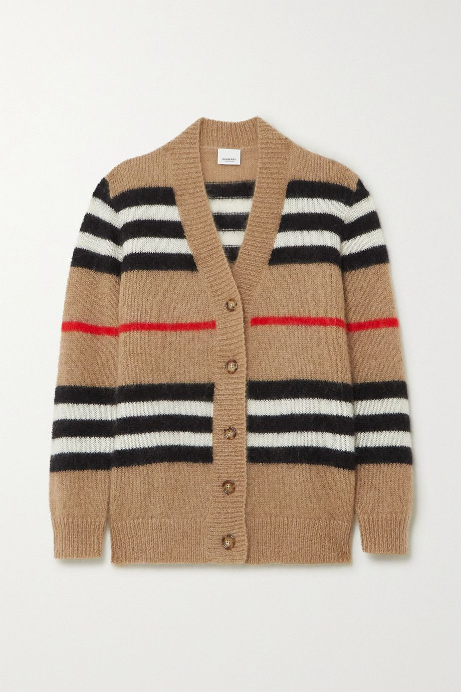 burberry-striped-mohair-blend-cardigan