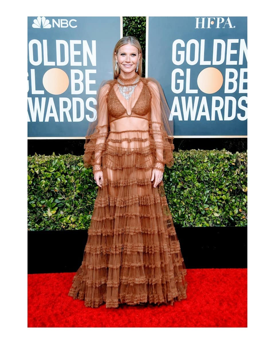 gwyneth-paltrow-fendi-pre-fall-2020-golden-globes-red-carpet