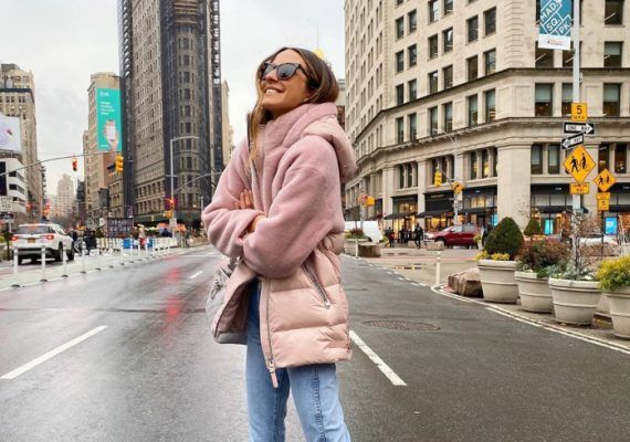 How to wear a hoodie under a coat like a fashion pro
