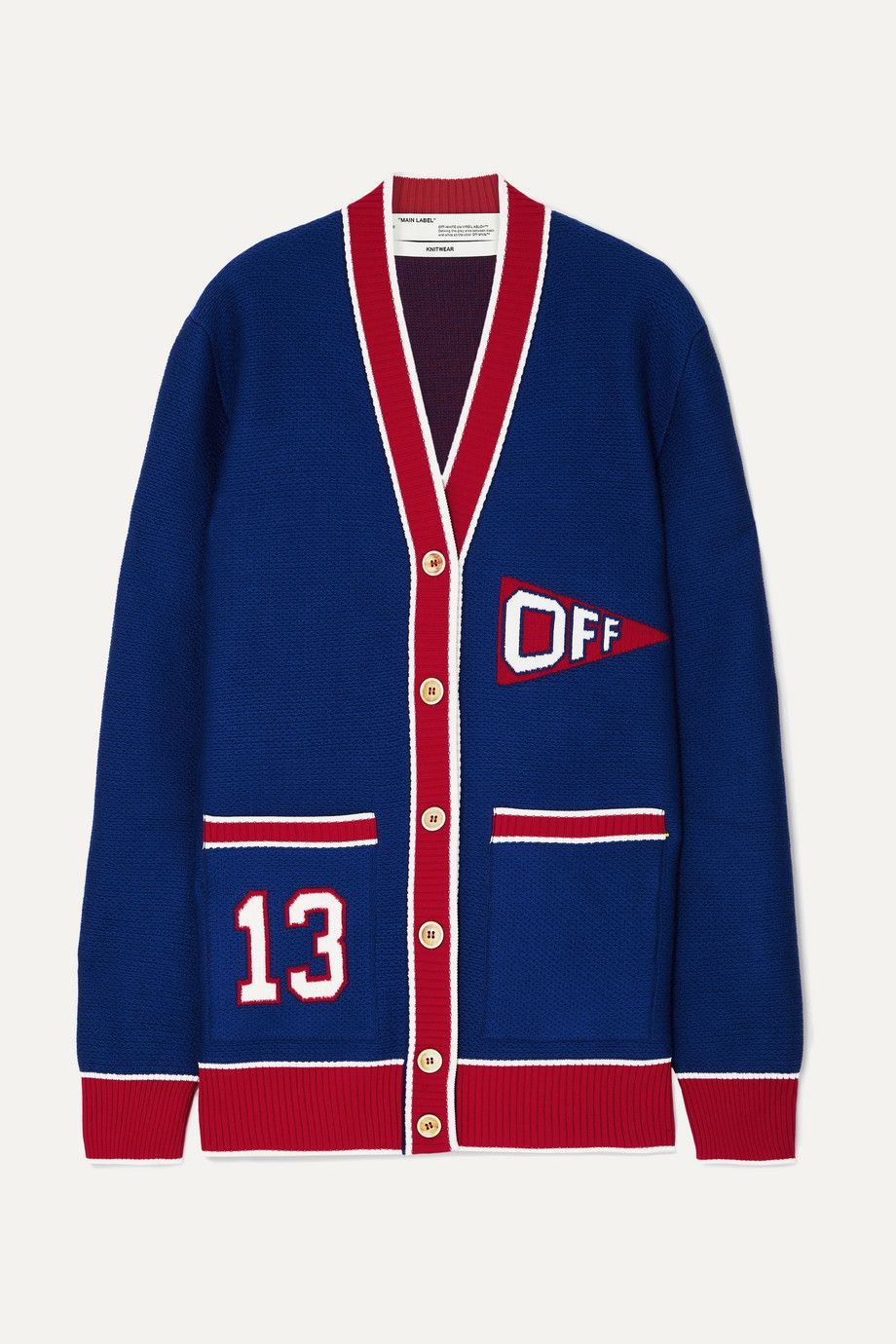 off-white-intarsia-wool-blend-cardigan